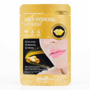 MBeauty Gold Hydrogel Lip Patch