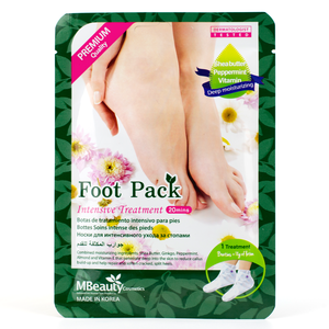MBeauty Foot Pack Intensive Treatment