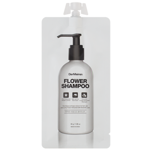 DerMeiren Flower Shampoo шампунь