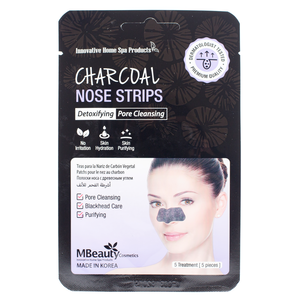 MBeauty Charcoal Nose Strips