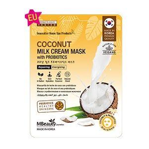 MBeauty Coconut Milk Cream Mask With Probiotics