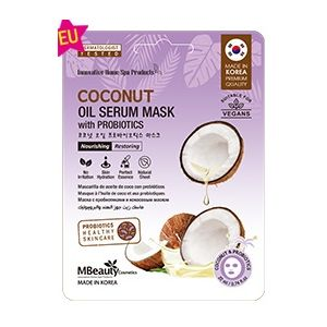 MBeauty Coconut Oil Serum Mask With Probiotics
