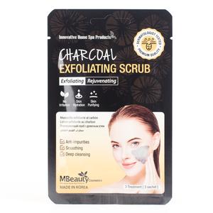 MBeauty Charcoal Exfoliating Scrub