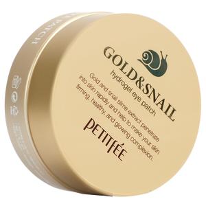 PETITFEE Hydro Gel Eye Patch Gold & Snail