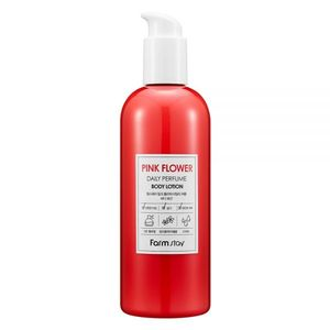 FarmStay Pink Flower Daily Perfume Body Lotion