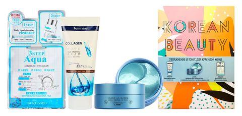 Korean Beauty Skincare Kit