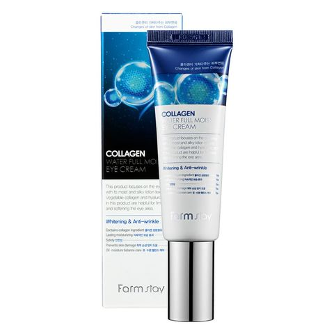 FarmStay Collagen Water Full Moist Eye Cream
