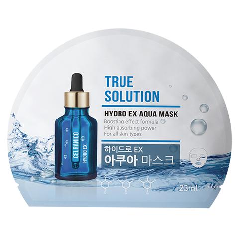 CELRANICO True Solution Hydro Ex Aqua Mask