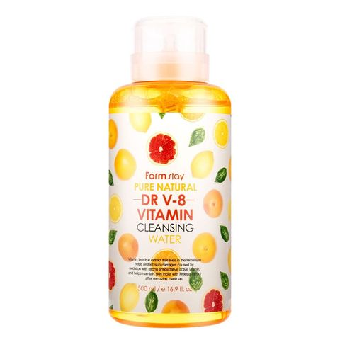 FarmStay Pure Natural Dr V-8 Vitamin Cleansing Water