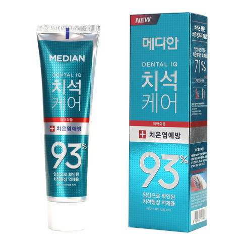MEDIAN Dental IQ Gum Care Tooth Paste