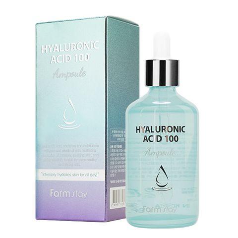FarmStay Hyaluronic Acid 100 Ampoule