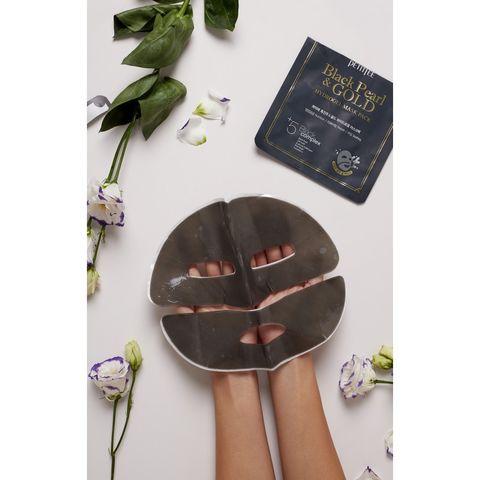 petitfee маска гидрогелевая для лица
