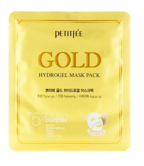 PETITFEE Gold Hydrogel Mask Pack